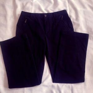 LAUREN Ralph Lauren Classic Black Pants